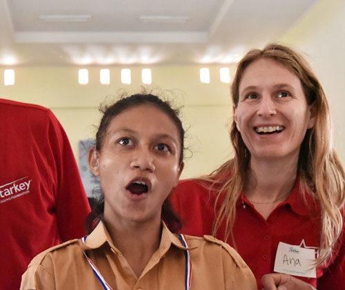 Starkey Mission Bali 2016